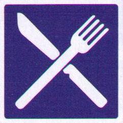 Sticker Eten