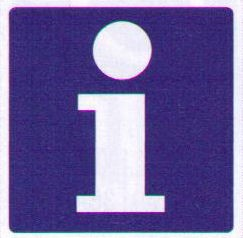 Sticker Informatie