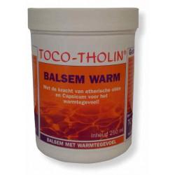 Toco-Tholin balsem warm 250ml