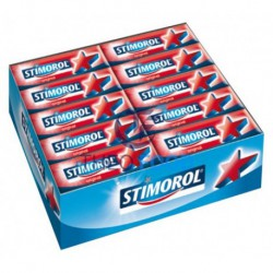 Stimorol suikervrij 30x10 stuks