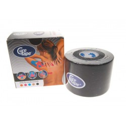Cure Tape 500x5cm Zwart