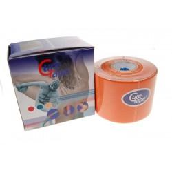 Cure Tape 500x5cm Oranje