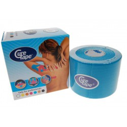 Cure Tape 500x5cm Blauw