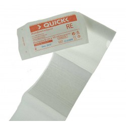 dichte verpakking en open verpakking van een snelverband