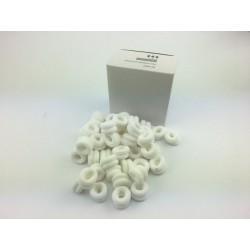 wit doosje met allemaal losse vingerbobs