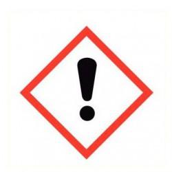 Sticker irriterende stoffen GHS