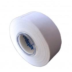 witte rol met tape