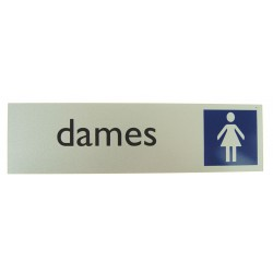 Alulook dames 165x45mm
