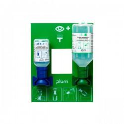 Oogspoelstation PLUM4770 met twee flessen