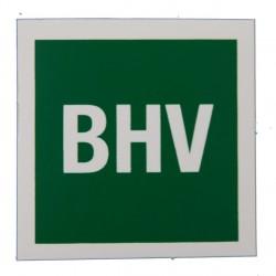 Sticker BHV 40x40mm
