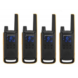 Motorola Talkabout T82 Extreme 4-pack