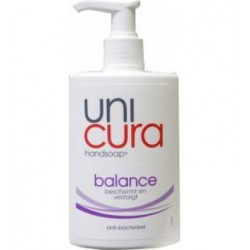 Unicura Balans vloeibare zeep in pompflacon 250ml
