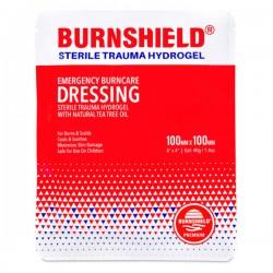 Burnshield brandwondenkompres 10 x 10 cm