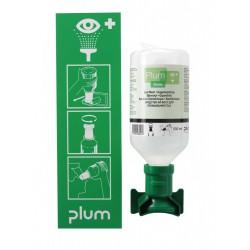 Plum oogspoelstation met 1 fles PLUM4611
