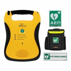 Defibtech Lifeline aktie A volautomaat