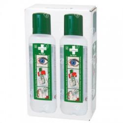 Duopack Cederroth oogspoelfles 2x 500ml