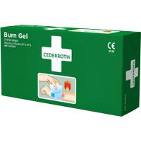 Cederroth burn gel kompressen referentie 901900