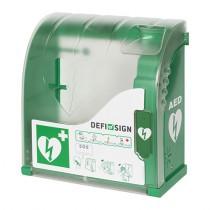 Aivia 200 AED buitenkast met verwarming