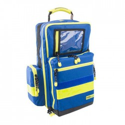blauwe eerste hulptas