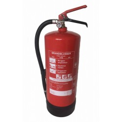 Vetbrandblusser 6 liter vorstvrij