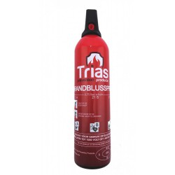 Trias spray brandblusser