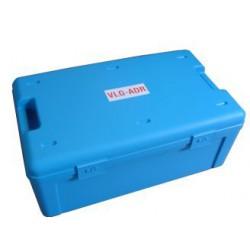 Koffer tevens opvangbak 26 liter