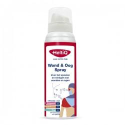 HeltiQ Oog en Wondspray 100 ml