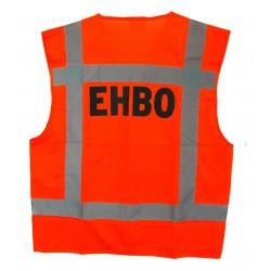 Veiligheidsvest EHBO oranje