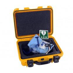 Waterproof Hardcase voor Defibtech Lifeline AED