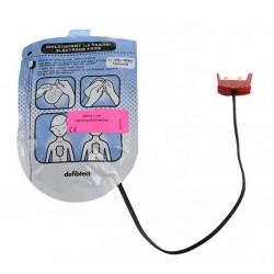 Defibtech Trainingselektroden voor kinderen