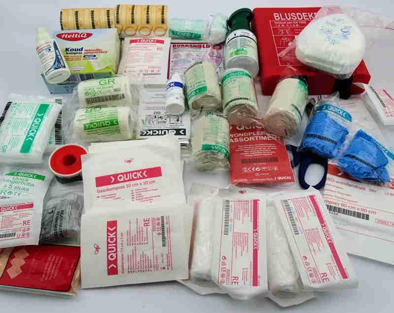 Inhoud Ehbo Koffer Bhv Plus Nieuwste Richtlijn Ehabo Preventie