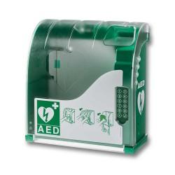Aivia 210 AED buitenkast met verwarming en pincode