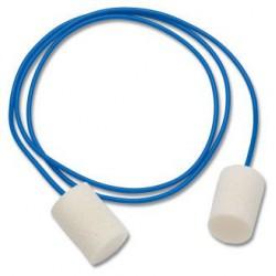 Decidamp PVC Schuim earplugs met koord