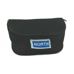 Groot etui voor brillen North Safety