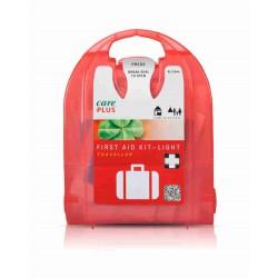 rode verpakking van eerste hulpsetje