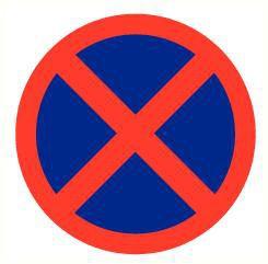 Pictogram stopverbod