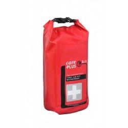 rode waterdichte tas voor verbandmiddelen van Care Plus