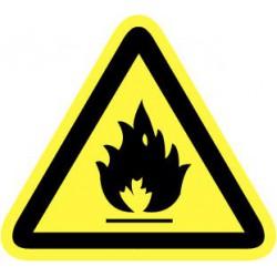 Pictogram Ontvlambare stoffen