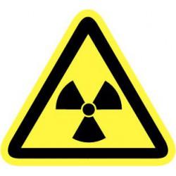 Pictogram Radioactieve stoffen