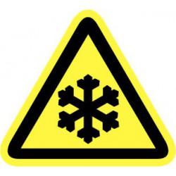 Pictogram Lage temperatuur