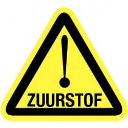 Pictogram Zuurstof